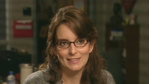[Tina Fey Talks '30 Rock']