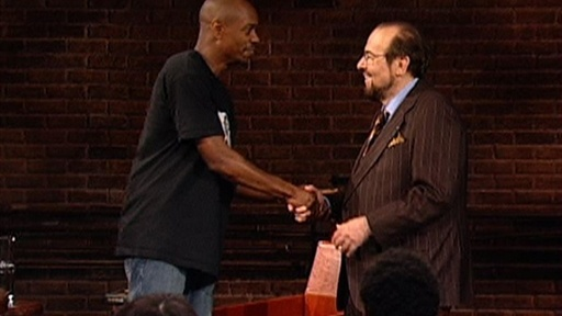 [Dave Chappelle Introduces James Lipton]