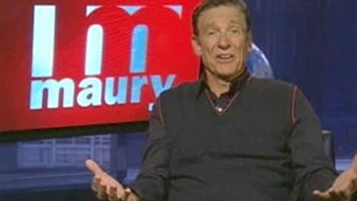 [MAURY Congratulates the Philadelphia Phillies]