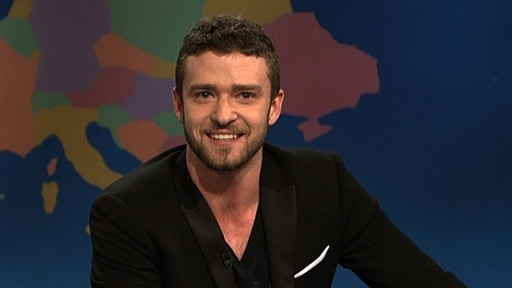 Update: Justin Timberlake Video