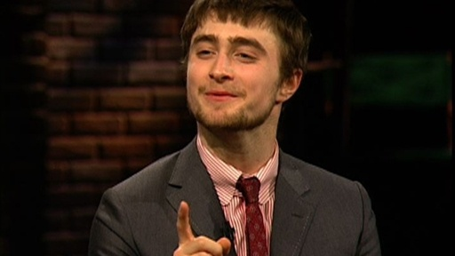 [Daniel Radcliffe: Hollywood Pantheon]