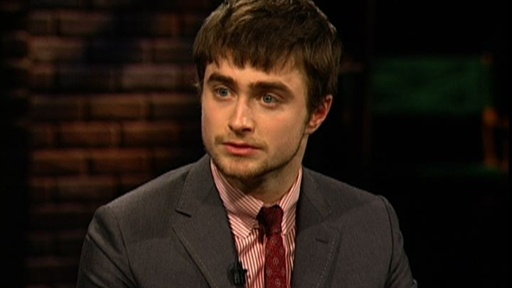 [Daniel Radcliffe: Richard Harris]