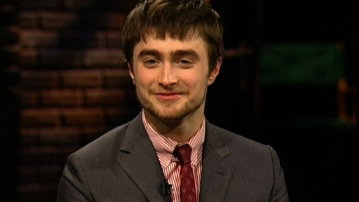 Daniel Radcliffe: Kissing Emma Video