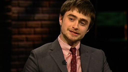 [Daniel Radcliffe: Being Naked]