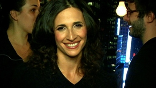 Backstage: Michaela Watkins Video