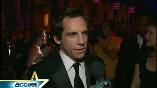Ben Stiller Honored Video