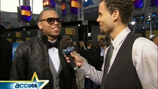 Jamie Foxx, Chris Brown and More At The AMAs Video