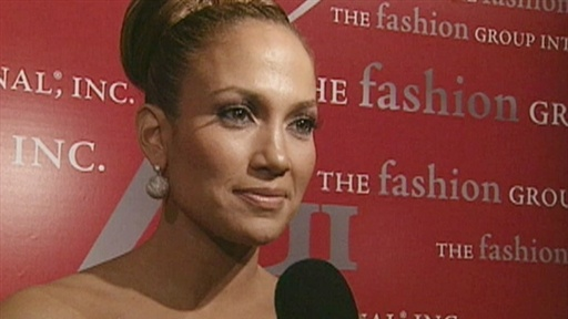 [Jennifer Lopez Honors Versace]