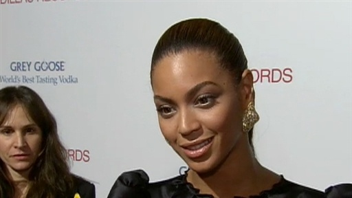 [Beyonce at the 'Cadillac Records' Premiere]