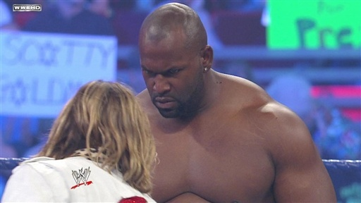 Ezekiel Jackson vs. Jimmy Wang Yang Video