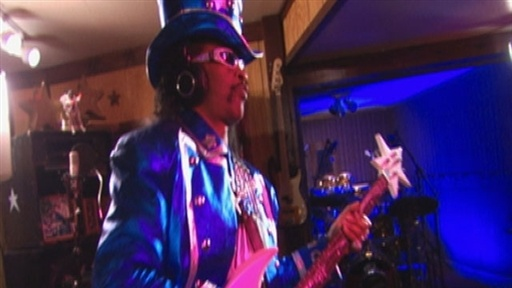 Snoop Remix: Bootsy Collins Video
