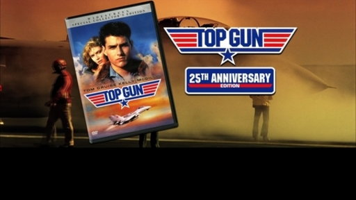 [Top Gun 25th Anniversary DVD]