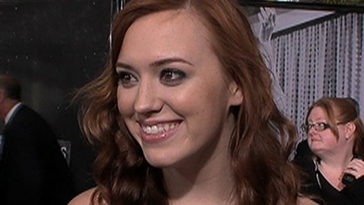 Andrea Bowen On 'Desperate Housewives': 'Someone Will Definitely Video