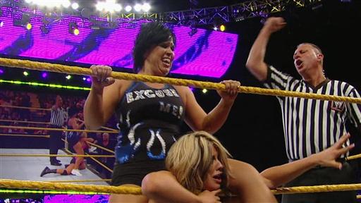 kaitlyn nxt. NXT Rookie Diva Kaitlyn faces