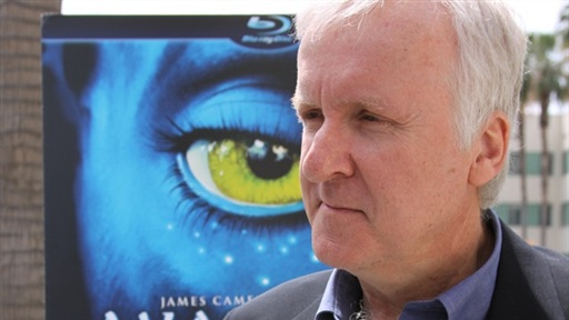 [James Cameron Talks 'Avatar' DVD & Blu-Ray Release On Earth Day]