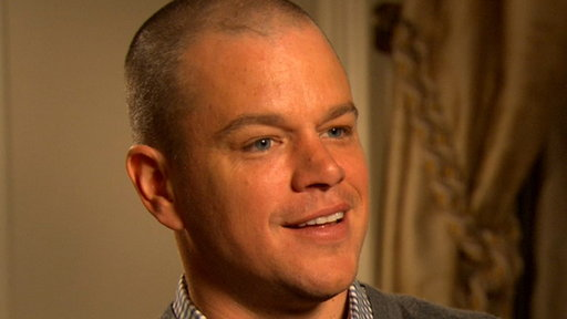Matt Damon Discusses 'Frustration' of Being Stalked by Paparazzi Video