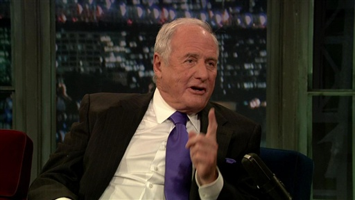 Jerry Weintraub, Part 1 Video