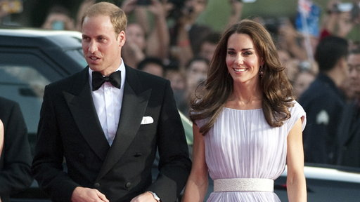 The Royal Couple Outshines The Stars at BAFTA Gala Video