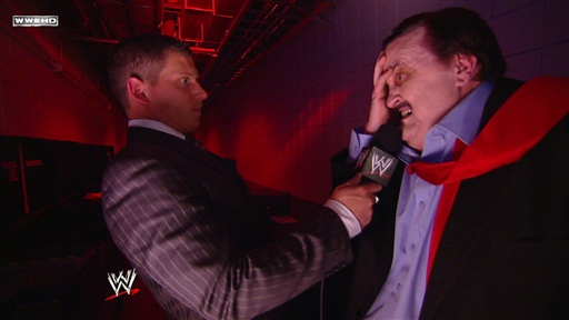 [Josh Mathews Interviews Paul Bearer]