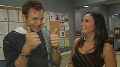 [Joel McHale is All About Ryan Seacrest]