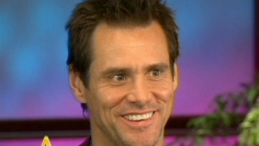 [Jim Carrey Risks His Life For Film]