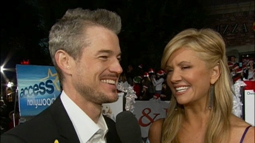 [Eric Dane Talks Babies And 'Grey's' Rumors]