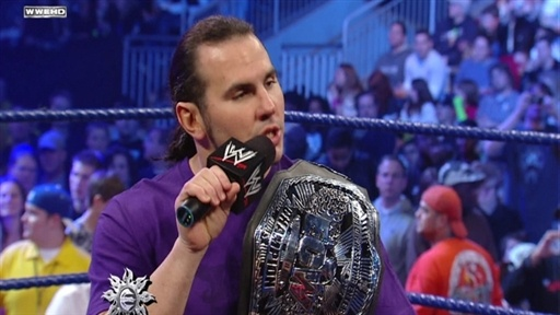 [The Cutting Edge with Matt Hardy]