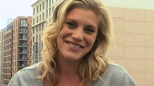Katee Sackhoff Q&A, Part 1 Video