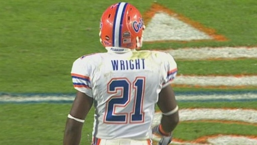 Interception: Major Wright (FLA)