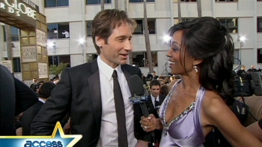 [David Duchovny: 'I Have Never Felt Better']
