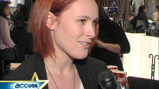 [Rumer Willis Talks Being Miss Golden Globe 2009]