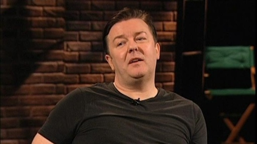 Ricky Gervais: The Simpsons Video