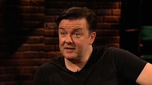 Ricky Gervais: Slurring Video