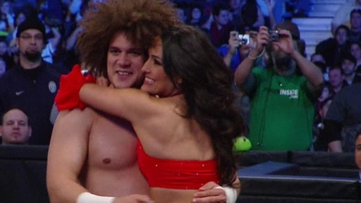 [Carlito Vs. The Brian Kendrick]