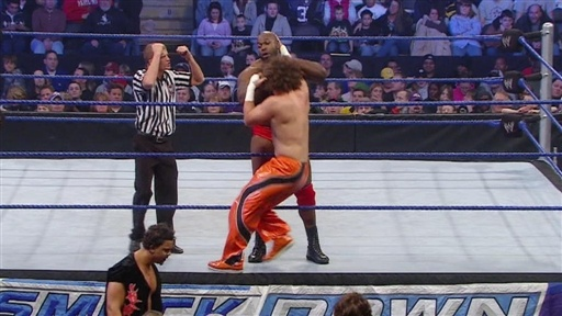Ezekiel Jackson Vs. Carlito Video