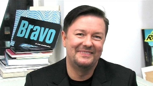 Ricky Gervais: Only On Bravotv.com Video