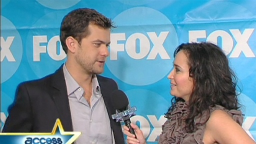[Joshua Jackson Talks 'Fringe's' New Season]