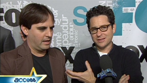 [J.J. Abrams' Inside Scoop On New 'Star Trek']