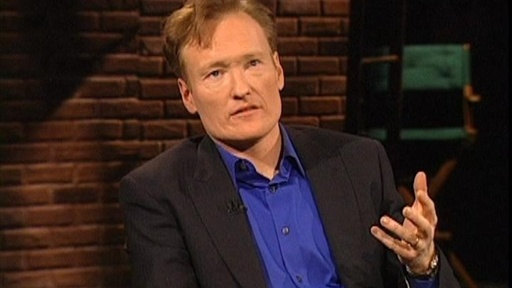 Conan O'Brien: Katie Couric Video