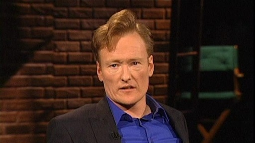 [Conan O'Brien: Tom Hanks]