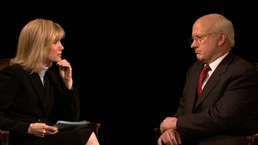 [Cheney Interview Cold Open]