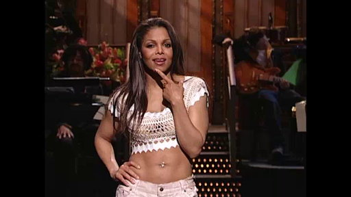Janet Jackson Monologue Video