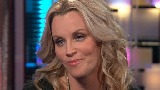 [Jenny McCarthy On 'Faking It' & Her Sexy Brad Pitt Fantasy]