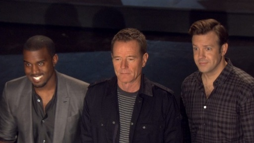 [Will Bryan Cranston Rap With Kanye West On 'Saturday Night Live']