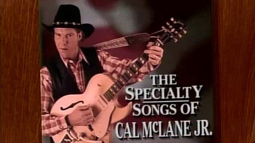 Cal McLane, Jr. Video