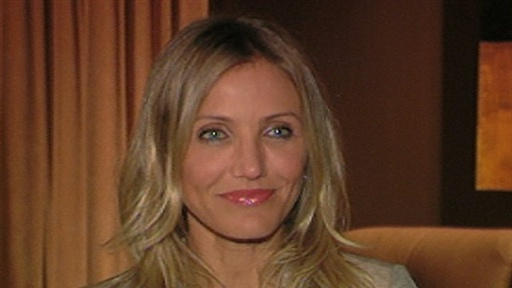 CinemaCon 2011: Cameron Diaz On Working With Ex Justin Timberlak Video