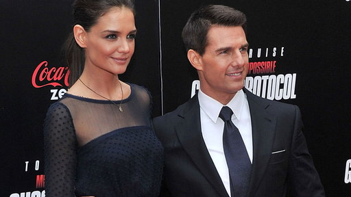 [Tom Cruise's 'Mission: Impossible: Ghost Protocol' Premiere]