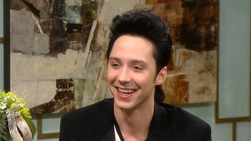 [Johnny Weir On Coming Out As Gay: 'I Was Never In']