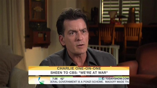 [Remix the Clips: Charlie Sheen Edition]