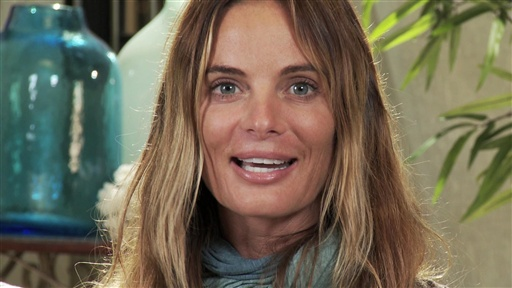 [Gabrielle Anwar Answers Fan Questions]